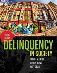 Delinquency In Society Book PDF