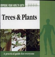 Improve Your Health With Trees   Plants PDF