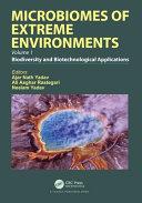 Microbiomes of Extreme Environments PDF