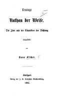 Lessings Nathan der Weise PDF