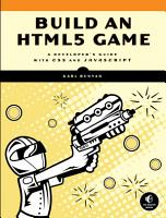 Build an HTML5 Game PDF