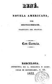 René: novela americana
