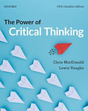 The Power Of Critical Thinking Book PDF