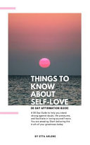 Things To Know About Self-Love