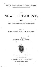 The New Testament: With Notes, Pictorial Illustrations and References. The Gospels and Acts, Volume 1