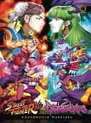 Street Fighter Vs Darkstalkers  Underworld Warriors Book