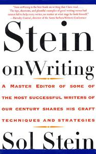 Stein On Writing Book