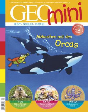 GEO mini 12 2019   Abtauchen mit den Orcas PDF