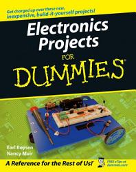 Electronics Projects For Dummies Book PDF