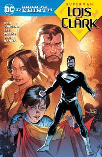 Superman  Lois and Clark Book
