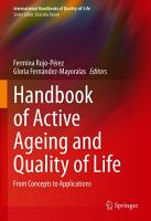 Handbook of Active Ageing and Quality of Life PDF