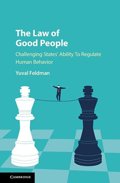 Download The Law of Good People Book
