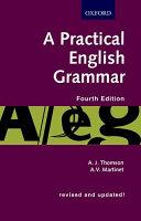 A Practical English Grammar PDF