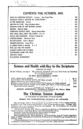 The Christian Science Journal: Volume 20, Issues 7-12