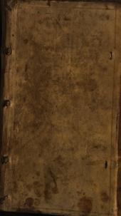 Aphorismi confessariorum ex variis doctorum sententiis collecti. Editio postrema emendata ac aucta ac recognita