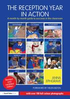 The Reception Year in Action  revised and updated edition PDF