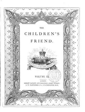 The Children s Friend PDF