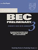 Cambridge BEC Preliminary 3  Students Book with Answers PDF