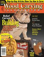 Woodcarving Illustrated Issue 28 Fall 2004