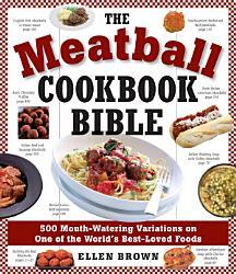 Meatball Cookbook Bible Book PDF