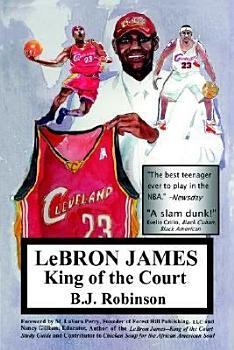 LeBron James  King of the Court PDF