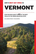 AMC s Best Day Hikes in Vermont PDF