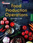 Food Production Operations PDF