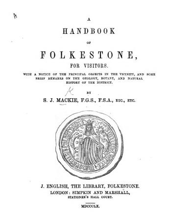 A Handbook of Folkestone for visitors PDF