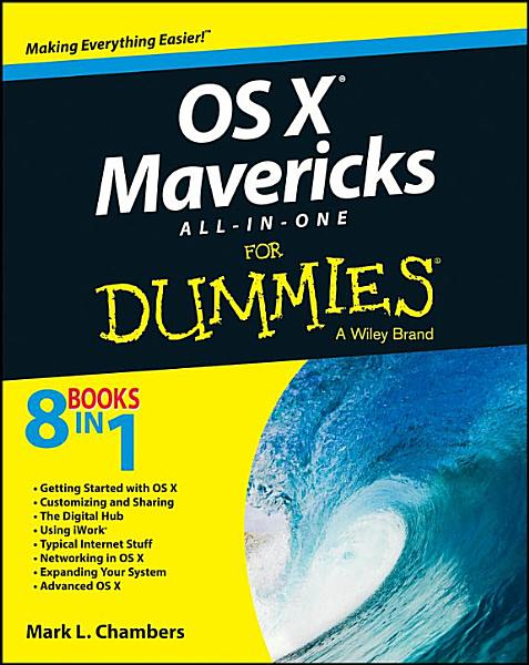 OS X Mavericks All in One For Dummies