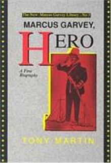 Marcus Garvey  Hero Book