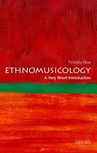 Ethnomusicology  A Very Short Introduction PDF