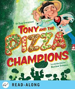 Tony and the Pizza Champions Book
