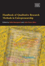 Handbook of Qualitative Research Methods in Entrepreneurship PDF