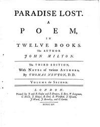 Paradise Lost Book PDF