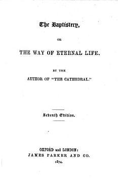 THE BAPTISTERY PDF