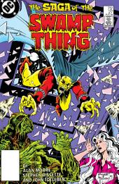 The Saga of the Swamp Thing (1982-) #27