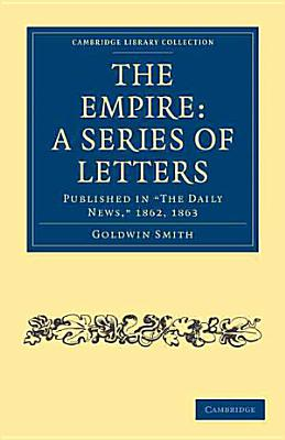 The Empire  A Series of Letters
