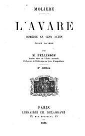L'Avare: comédie en cinq actes