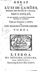 Obras de Luis de Camões ...