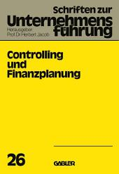 Controlling und Finanzplanung