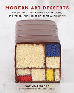 Modern Art Desserts Book