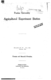 Tests of small fruits