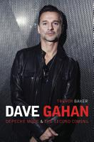 Dave Gahan   Depeche Mode   The Second Coming PDF