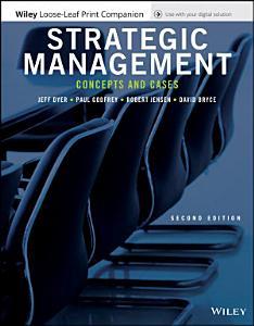 Strategic Management  Loose Leaf Print Companion PDF
