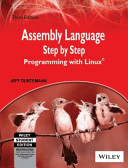 ASSEMBLY LANGUAGE STEP BY STEP  PROGRAMMING WITH LINUX  3RD ED PDF