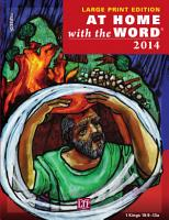 At Home with the Word    2014   Large Print Edition PDF