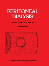 Peritoneal Dialysis: Third edition