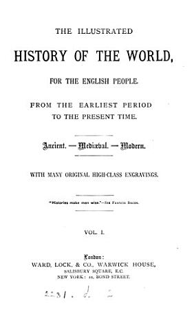 The illustrated history of the world  for the English people PDF