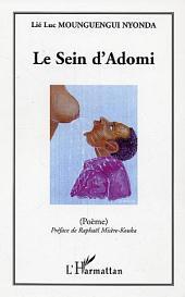 Le sein d'Adomi: (Poème)