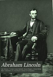 Abraham Lincoln, a biographical essay